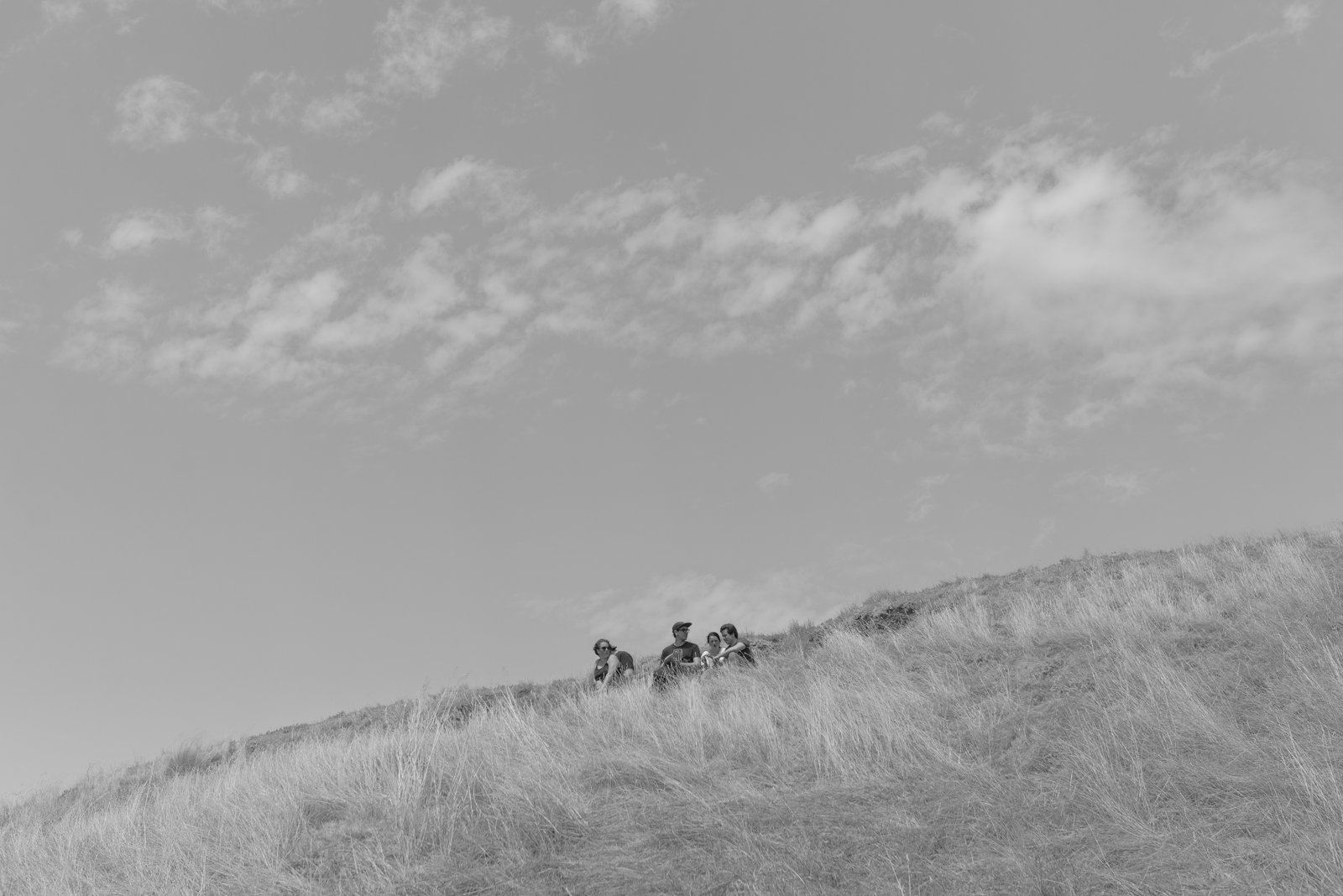 Group on Hill